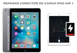 Cambiar / Reparar Conector de carga Apple Ipad Air 1  ( A1474 , A1475 , A1476 )
