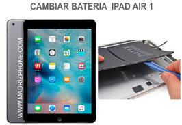 Cambiar / Remplazar Bateria Apple Ipad Air 1 ( A1474 , A1475 , A1476 )