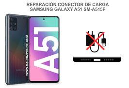Cambiar / Reparar Conector de Carga Samsung Galaxy A51 SM-A515F