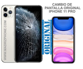 Cambiar / Reparar Pantalla Completa Apple iPHONE 11 PRO Original