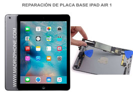 Reparar Placa Base Apple Ipad Air 1 ( A1474 , A1475 , A1476 )