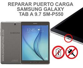 Cambiar / Reparar Puerto de Carga Samsung Galaxy TAB A 9.7 SM-P550 - P551 -P555