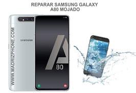 Reparación / Recuperación  Samsung Galaxy A80 SM-A805F Mojado