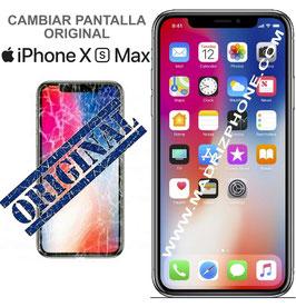 Cambiar / Sustitucion Pantalla Completa Apple iPHONE Xs Max Original