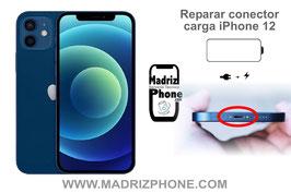 Cambiar / Reparar conector de carga Apple iPhone 12