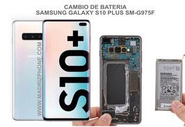 Cambiar / Sustitucion Bateria Samsung Galaxy S10  SM-G973F
