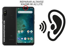 Cambiar / Reparar Altavoz Auricular Xiaomi Mi A2 Lite