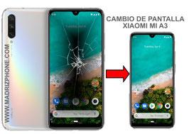 Cambiar / Reparar pantalla completa Xiaomi Mi A3 Calidad Premium