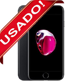 APPLE IPHONE 7 32GB NEGRO, LIBRE, USADO