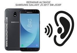 Cambiar / Reparar Altavoz Auricular SAMSUNG GALAXY J5 2017 SM-J530F