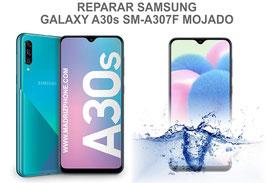 Reparación / Recuperación  Samsung Galaxy A30s SM-A307F Mojado
