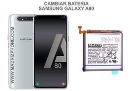 Cambiar / Reparar Bateria Samsung Galaxy A80 SM-A805F Calidad Premium