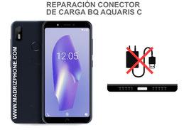 Cambiar / Reparar Conector de Carga BQ AQUARIS C
