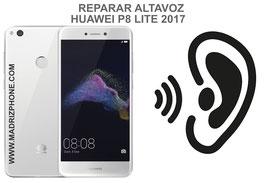 Cambiar / Reparar Altavoz Auricular HUAWEI P8 LITE 2017 PRA-LX1