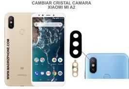 Cambiar / Reparar Cristal camara trasera Xiaomi Mi A2