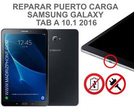 Cambiar / Reparar Puerto de Carga Samsung Galaxy TAB A 10.1 2016 SM-T580 , SM-T585 ( A6 )