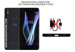 Cambiar / Reparar Conector de Carga BQ AQUARIS X PRO