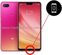 Cambiar / Reparar Conector de Carga Xiaomi Mi8 ( Mi 8 ) ORIGINAL