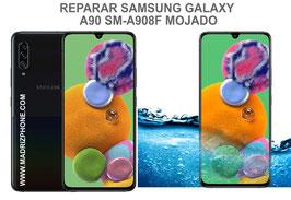 Reparación / Recuperación  Samsung Galaxy A90 5G SM-A908F Mojado