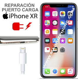 Cambiar / Reparar conector de carga APPLE iPHONE XR
