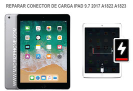 Cambiar / Reparar Conector de Carga  Apple Ipad 9.7 2017 A1822,A1823