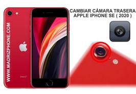 Cambiar / Reparar Cámara Trasera Apple iPHONE SE 2020