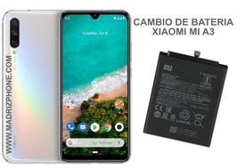 Cambiar / Reemplazar Bateria Xiaomi Mi A3