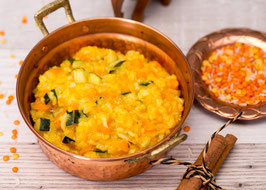 Leichte Ayurveda-Küche zum Entgiften, Entschlacken und Abnehmen