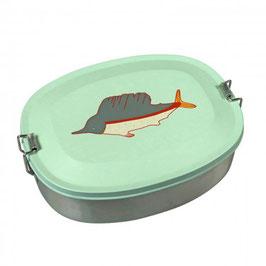 The Zoo Edelstahl Lunchbox Brotdose