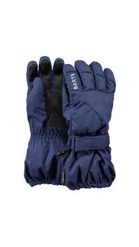 Barts Winter / Ski Handschuhe, Fingerhandschuhe Rot / Navy / Black