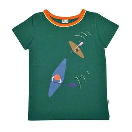Baba Kidswear T-Shirt kurzarm Paddeln Boot