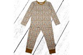 Baba, Pyjama braun/beige