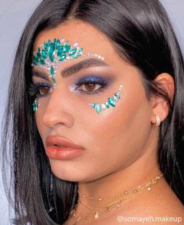 Gesichtsjuwelen ''Vibes''