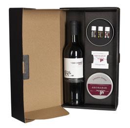Sinnesgeschenk Rotwein