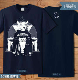 "GEIZNERING DESIGNS - Merchandise ""Mystical Cat"" (T-Shirt 