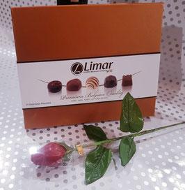 Caja Bombón Limar y Rosa (AGOTADO)