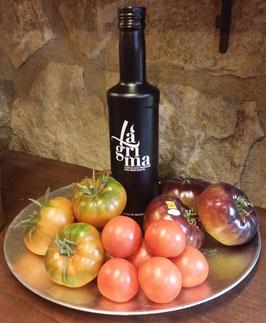 Regalo Cestas Tomates y Aceite