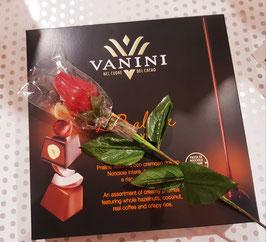 Caja Bombón Vanini y Rosa