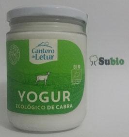 SC. Yogur Ecológico de Cabra