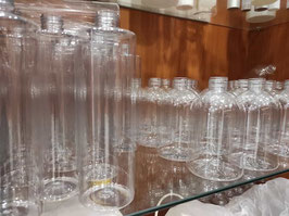 Pfc Frascos Plástico Reutilizables