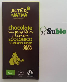 Chocolates Negros AlterNativa