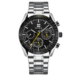 Armbanduhr Ben Nevis | Schwarz