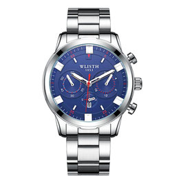 Armbanduhr WLISTH | Blue