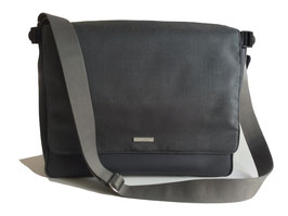 Messenger Bag – grau