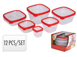 Set plastičnih posuda za spremanje - Samo 85,50 HRK