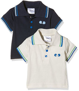 2x Twins polo majice za bebe - Samo 92,25 HRK