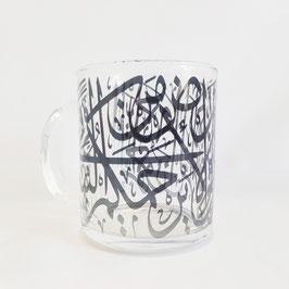 Kalligrafie Tasse
