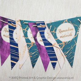 Ramadan Girlande SMARAGD Collection