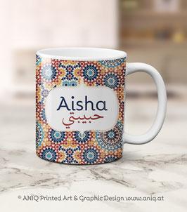Tasse Aisha - Carneval Collection Marocco