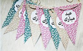 Festgirlande Arabisch